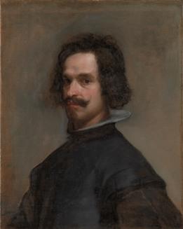 Retrato de Caballero de Velázquez