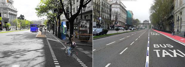 Nuevo carril bici